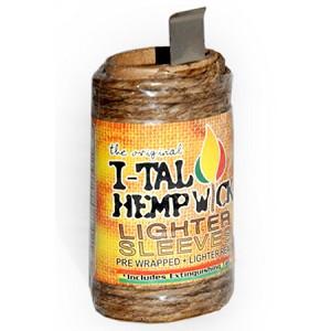 Ital Hempwick Lighter Sleeve