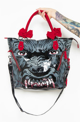 Iron Fist/Wolf Beater Tote Bag IFL-PUR-10895