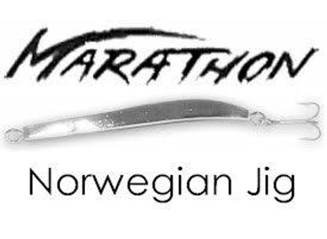 Marathon Norwegian Cod Jig Treble Hook W/O Tail