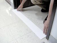 stripper stop absorbent pad