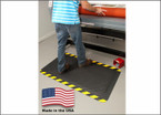 Anti-Static/Anti-Fatigue Mats are Great for Industrial Applications.