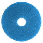 The Dura Wax Blue Cleaning Floor Pad is for general purpose scrubbing and heavy duty cleaning of floors.