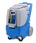 Compact Size and Weight make this Carpet Extractor Ideal for a Single Operator.