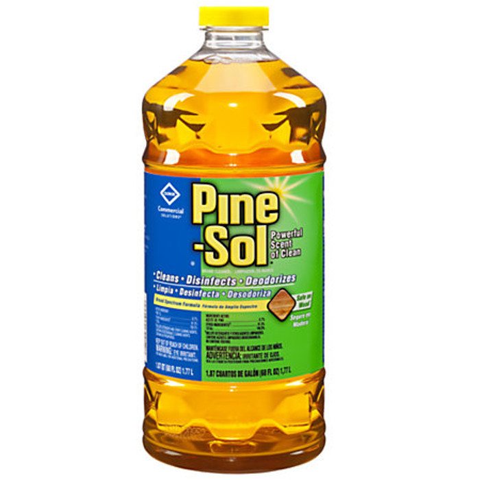 Pine Sol Commercial Multi Surface Cleaner The Dura Wax