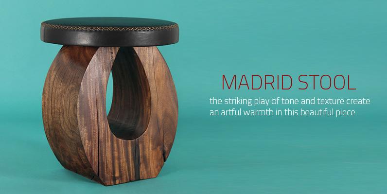 Madrid Stool