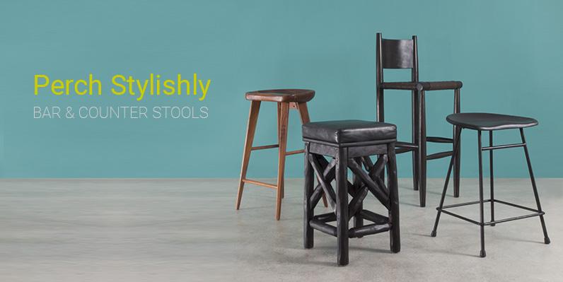 Perch Stylishly - Bar & Counter Stools