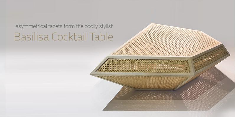 Basilisa Cocktail Table