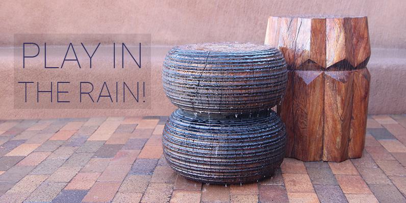 PLAY IN THE RAIN!