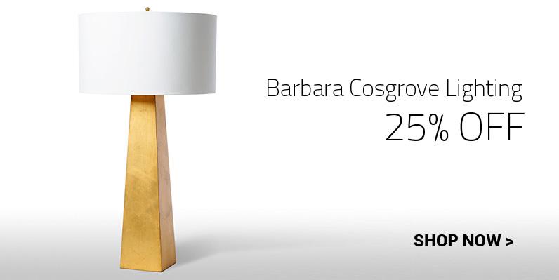 Barbara Cosgrove Lighting