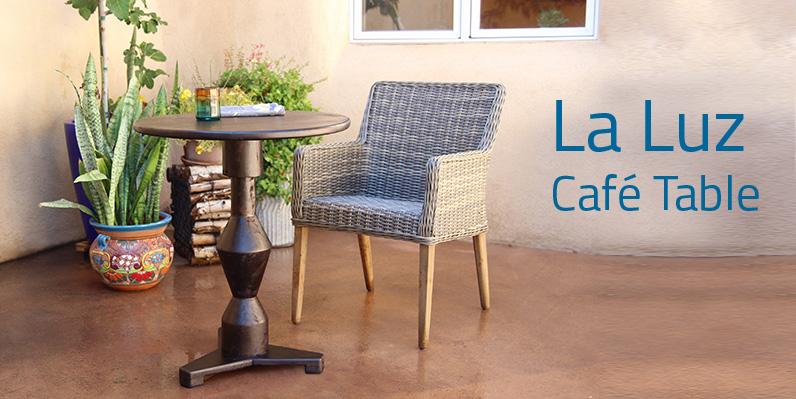 La Luz Cafe Table