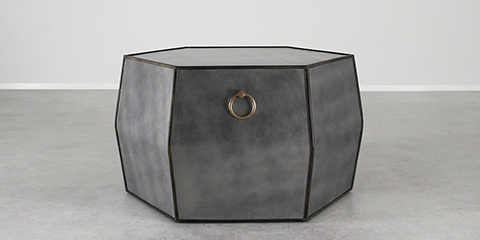 Leather Tables