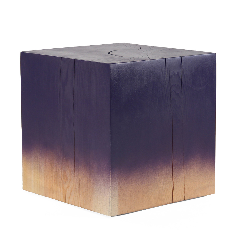 Custom Lacquer Spray Cube
