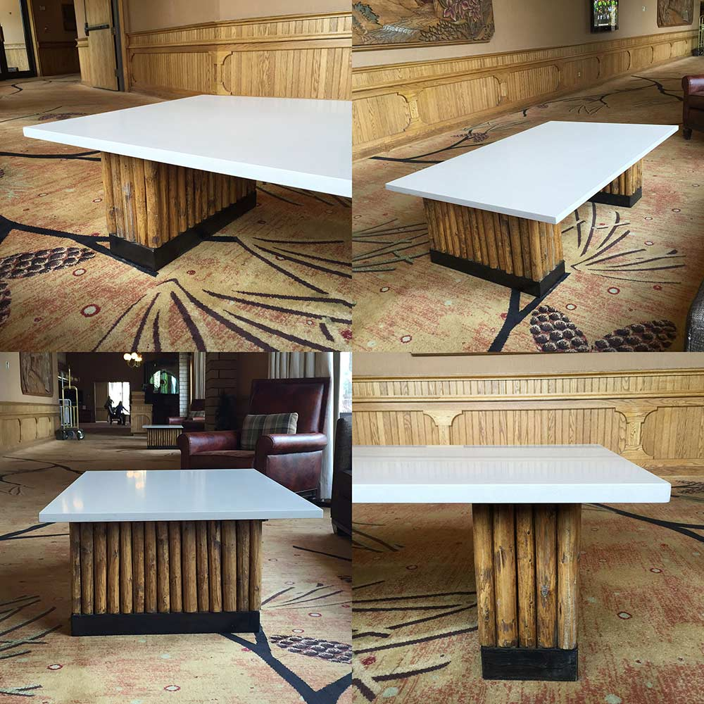 Hotel Lobby Cocktail Table