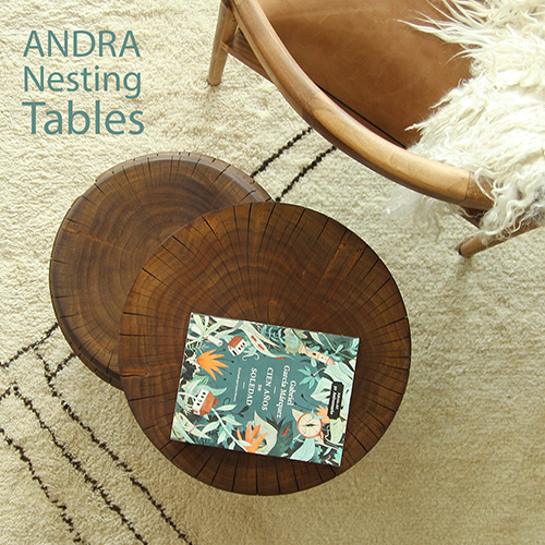 Andra Nesting Tables