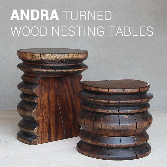 Andra Nesting Tables