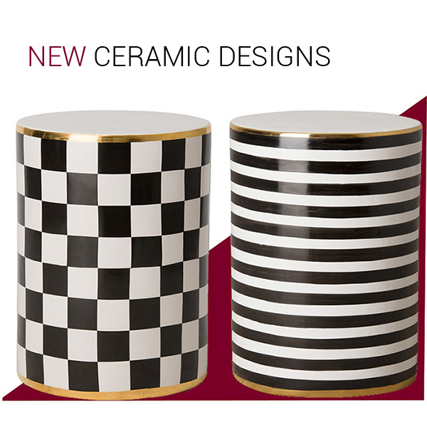 New Ceramic Designs