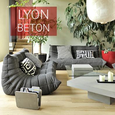 Lyon Béton Furniture