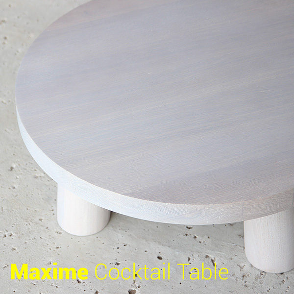 Maxime Cocktail Table