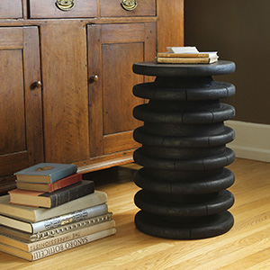 Ring Stool Table