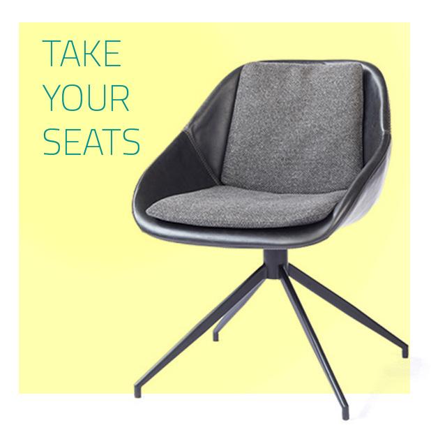 Take Your Seats