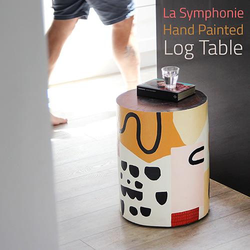 La Symphonie Log Table