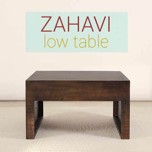 Zahavi Low Table