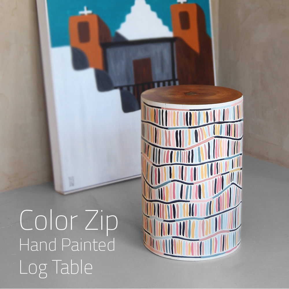 Color Zip Log Table