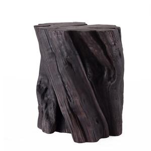 Juno Grande Table 12 - 16 diameter x 20 H inches Espresso Finish Sealed Topcoat