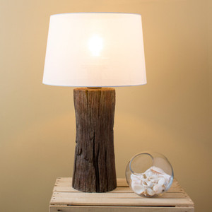 Sycamore Table Lamp - SYC-415 15 diameter x 27 H inches Resin, Polyester