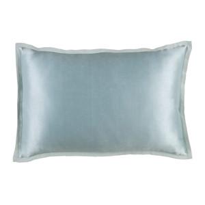 As Shown: De Havilland Pillow - HS-004 Size: 13 x 19 inches Material: Polyester Color: Blue