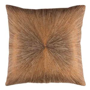 Optura Cotton Pillow - JEA-001 18 x 18 inches Cotton Copper