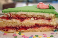 Princess Cake Slice