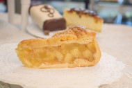Apple Torte Slice