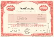 Worldcom stock options