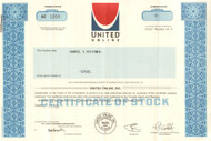 United Online stock certificate 2001