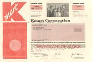 Kmart Corporation 2003 stock certificate