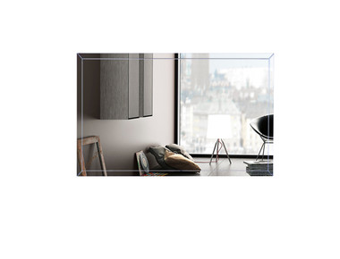 Add To Wish List. Click The Button Below To Add The FERO 40 INCH WALL  MOUNTED BATHROOM MIRROR ...