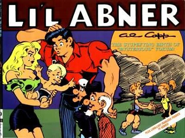 "Kickapoo Joy Juice: The ""elixer"" from the Lil' Abner comics!"