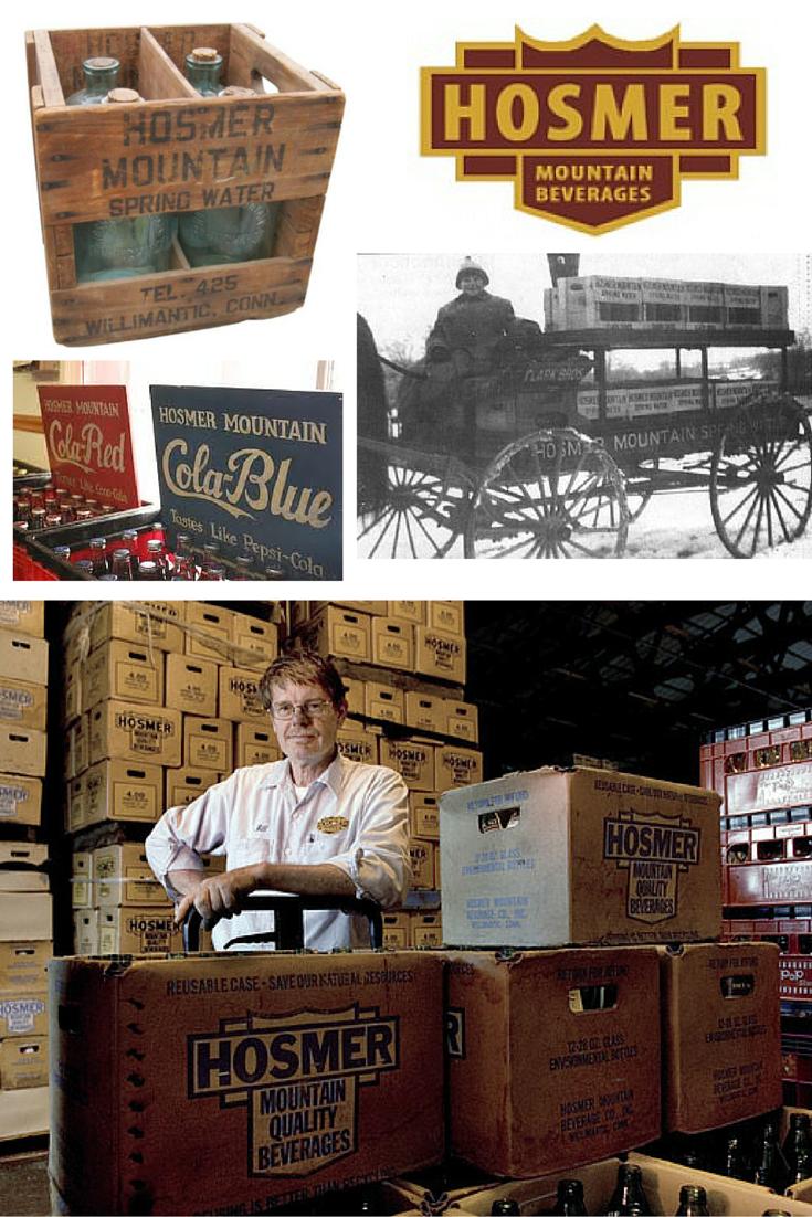 Bill Potvin of Hosmer Mountain Beverages   Now Sold Online atSummitCitySoda.com