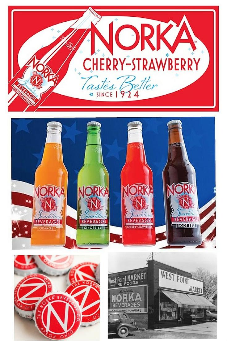 NORKA Sparkling Sodas Sold Online at SummitCitySoda.com