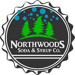 Northwoods Soda And Syrup Co soda pop at SummitCitySoda.com