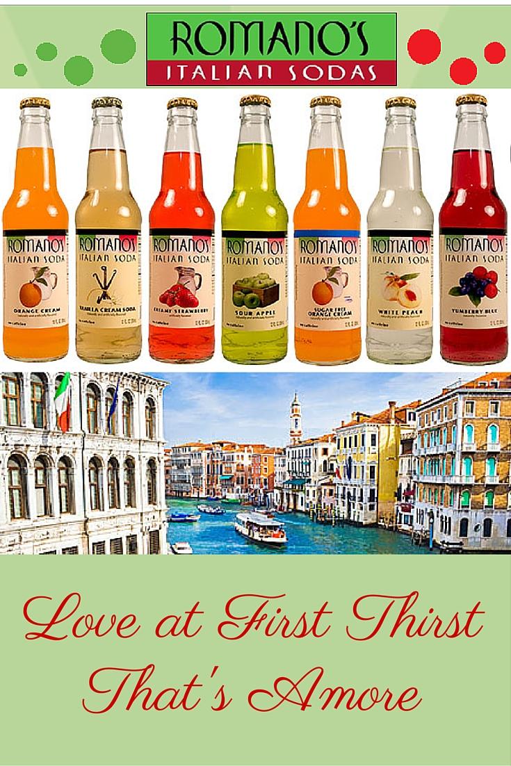 Romano's Italian Sodas at SummitCitySoda.com