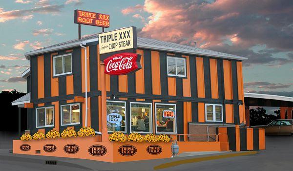 Triple XXX Family Restaurant in West Lafayette IN