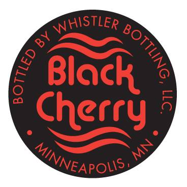 Whistler Black Cherry Soda at SummitCitySoda.com