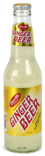 Barritt's Bermuda Stone Ginger Beer in 12 oz. glass bottles for Sale