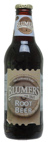 Blumers Root Beer in 12 oz. glass bottles for Sale