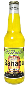 Filbert's Banana Soda in 12 oz. glass bottles for Sale