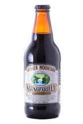 Hosmer Mountain Antique Sarsaparilla in 12 oz. glass bottles for Sale at SummitCitySoda.com