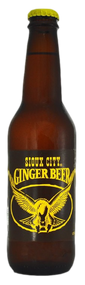 Sioux City Ginger Beer in 12 oz. glass bottles for Sale