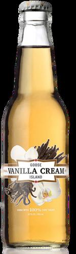 Goose Island Vanilla Cream Soda in 12 oz. glass bottles for Sale